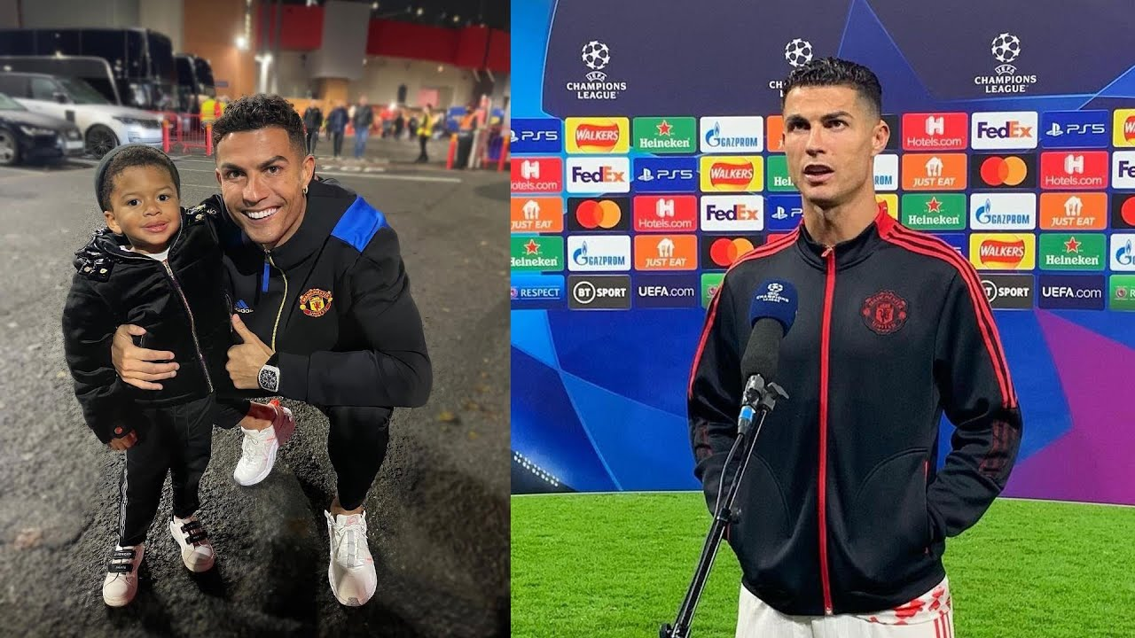 I'd call for Ronaldo If I needed someone to save my life