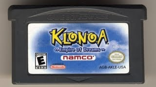 Classic Game Room - KLONOA: EMPIRE OF DREAMS review for Game Boy Advance