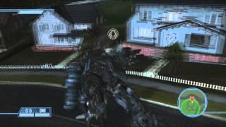 Прохождение игры Transformers 1 (4-6 Миссия)