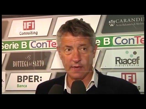 Modena - Pescara 2-5: Cristiano Bergodi all. Modena