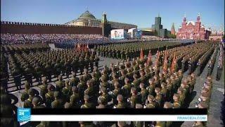 روسيا تحيي الذكرى الـ71 للنصر على ألمانيا النازية