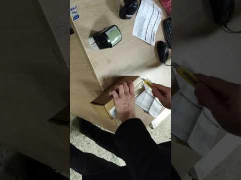 Украли посылку Почта России (EMS). Кража  посылки, воровство, воруют.