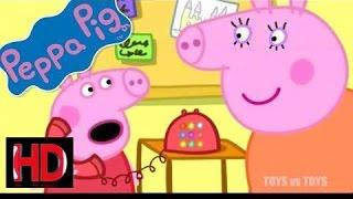 Peppa Pig Pen Pal School Bus Trip Series 2 Episode 21 22[Pepp@ Pig 2017]