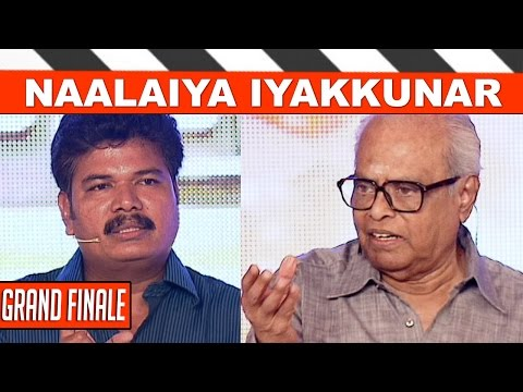 Naalaiya Iyakkunar Grand Finale | Best Director & Best Film | Kalaignar TV