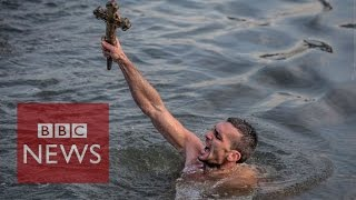 How Orthodox Christams is celebrated around the world - BBC News