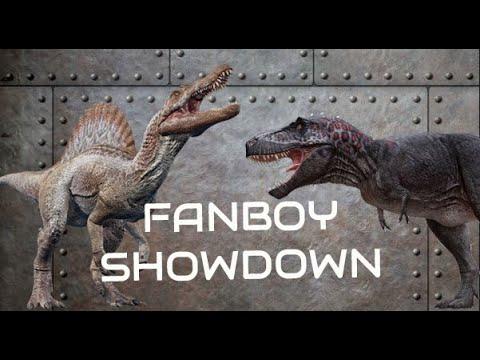Ultimate Battles: T.rex vs Spinosaurus