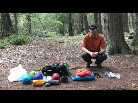 How To Pack A Backpack: Comfort And Efficiency For The Trail