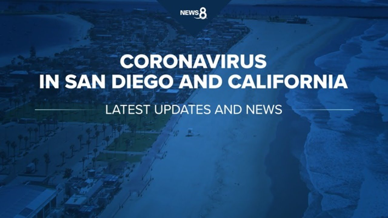 San Diego County officials give update on COVID-19 in the area