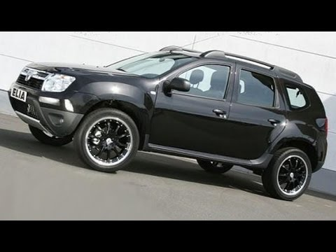 slides 2012 elia dacia duster tuning on 20 youtube. Black Bedroom Furniture Sets. Home Design Ideas