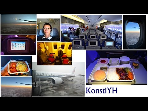 Air China Flight Review : CA938 London to Beijing by KonstiYH
