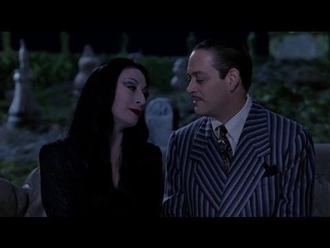 THE ADDAMS FAMILY (1991) Movie Review