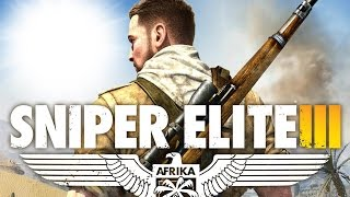 CGR Undertow - SNIPER ELITE III review for Xbox 360