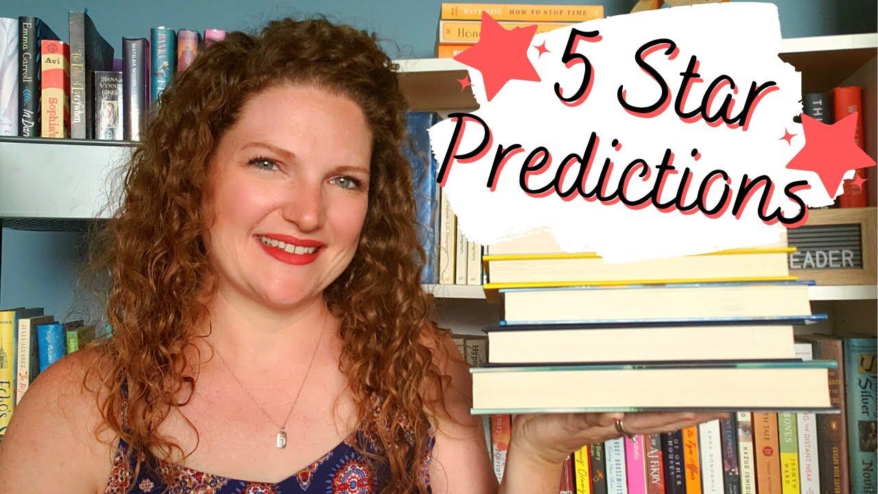 Book List Thursday: 5 Star Predictions