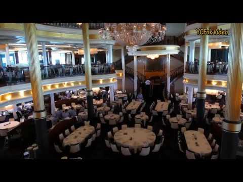 2016 Voyager of The Seas 海洋航行者號 五至三樓探索
