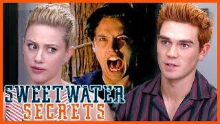 Riverdale 3x05: Has Jughead Totally Lost It? KJ Apa & Lili Reinhart Weigh in! |Sweetwater Secrets