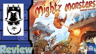 Download Video Mighty Monsters Review - with Tom Vasel MP3 3GP MP4