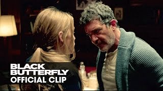 """Black Butterfly (2017 Movie) – Official Clip """"Some Backbone"""""""