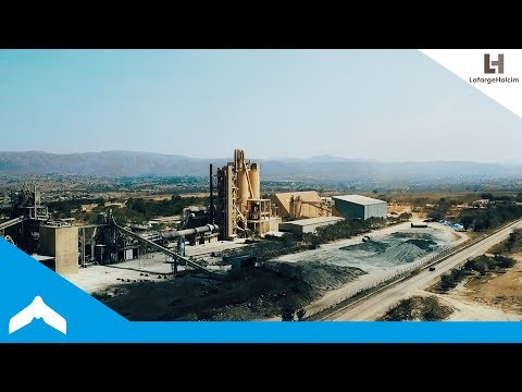 Using Drones to Optimise Cement Plant Efficiency