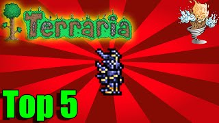 Terraria Top 5 Developer Sets | Terraria 1.3 Countdown