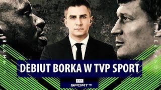 Mateusz Borek ZADEBIUTUJE w TVP SPORT! Poprowadzi studio przed wielką galą