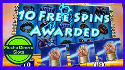 ZEUS SLOT HIGH LIMIT/ FREE GAMES/ MAX BETS