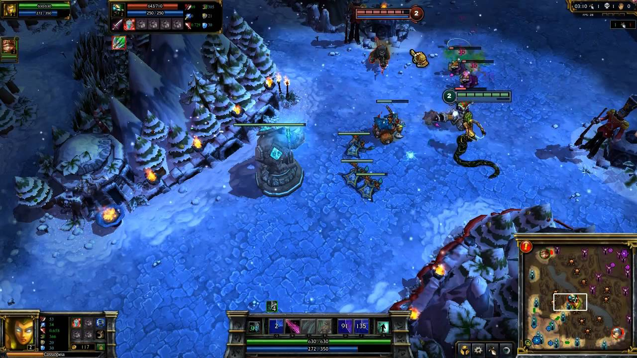 Image result for cassiopia hero lol gameplay