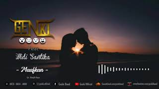 Album Cover GenkiFeatWidiSantika-Maafkan