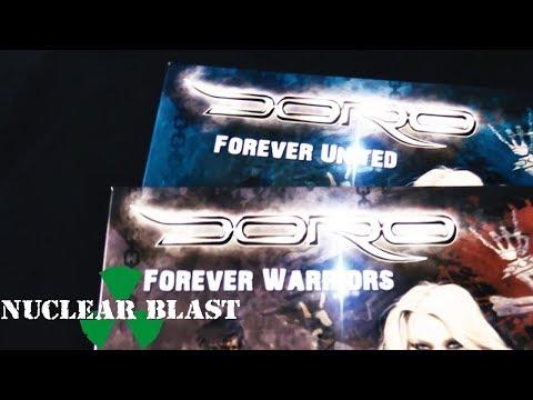 DORO - FOREVER WARRIORS/FOREVER UNITED - Box Set Unpacking (OFFICIAL)