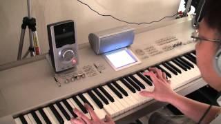 Martin Garrix - Animals Piano by Ray Mak