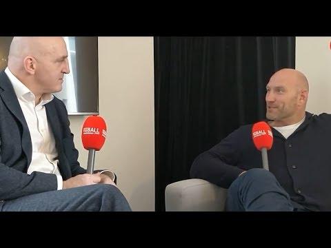 OTB AM | Keith Wood interviews Lawrence Dallaglio
