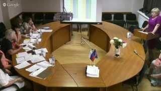 Брянск Обучение экономистов Защита проектов День 1