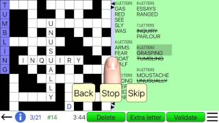 App Preview for Word Fit Puzzle screenshot 5