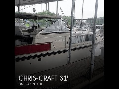 [SOLD] Used 1968 Chris-Craft Commander 31 in Rockport, Illinois