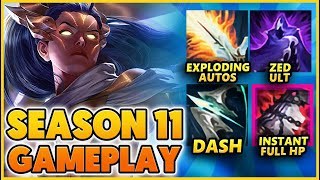 *NEW SEASON 11 ITEMS* RIOT CHANGED EVERYTHING!!! - BunnyFuFuu | League of Legends | Season 11