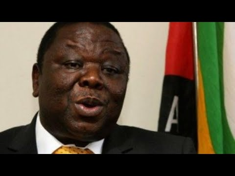 Zimbabwe: Opposition leader and Mugabe rival Morgan Tsvangirai dies of cancer at 65