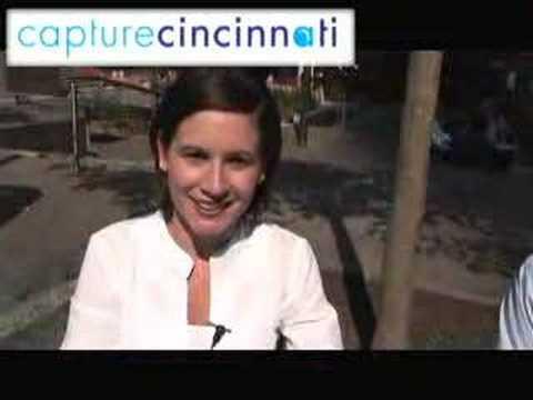 Capture Cincinnati - A coffee table book/DVD/website