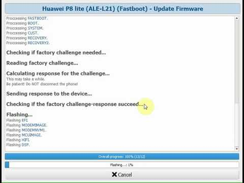 HUAWEI P8 lite ALE-L21 PASSWORD │ PATTERN │ PIN │ STUCK │ RESTART