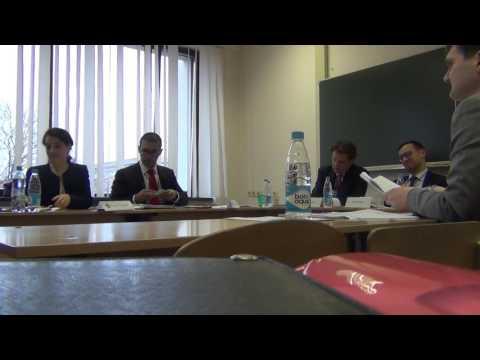 Harvard Law School vs HSE 2/3