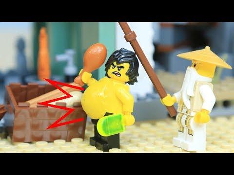 Brick Channel Lego Ninjago Training: Fat Ninja