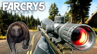 Far Cry 5 - 308 CARBINE HUNTING & CUSTOMIZATION (Far Cry 5 Free Roam) #3