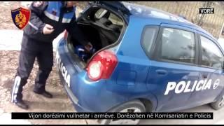 Vijon dorëzimi vullnetar  i armëve - Policia e Tiranës