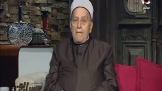 المسلمون يتساءلون - د/ محمود عاشور :