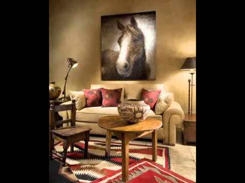 Western Decor Living Room Western Decor Youtube