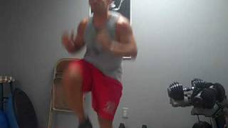 Tommy Mygrant - Turbo Fire HIIT workout - get results