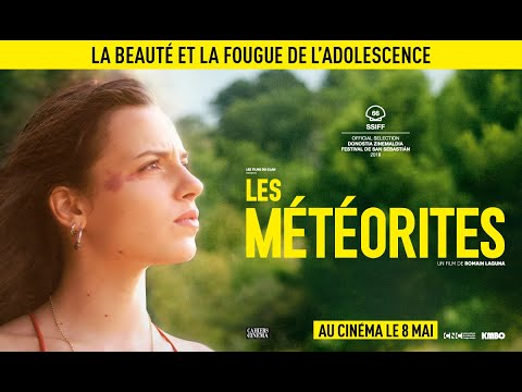Les Météorites de Romain Laguna - la critique