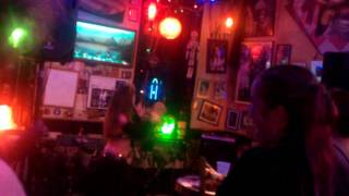 Open mic at Venice Cafe St. Louis