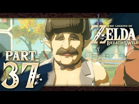 The Legend of Zelda: Breath of the Wild - Part 37 - Tarrey Town