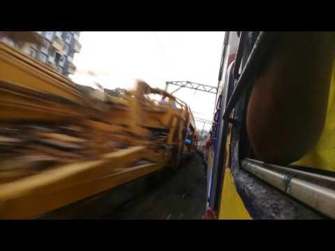 Karjat to Diva | Onboard 11008 Deccan Express