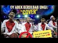 """Adek Berjilbab Ungu / Cover by """"Syubbanul muslimin"""" Azmi baper pegang tangan Ahkam😍"""