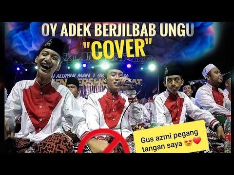 Adek Berjilbab Ungu / Cover by